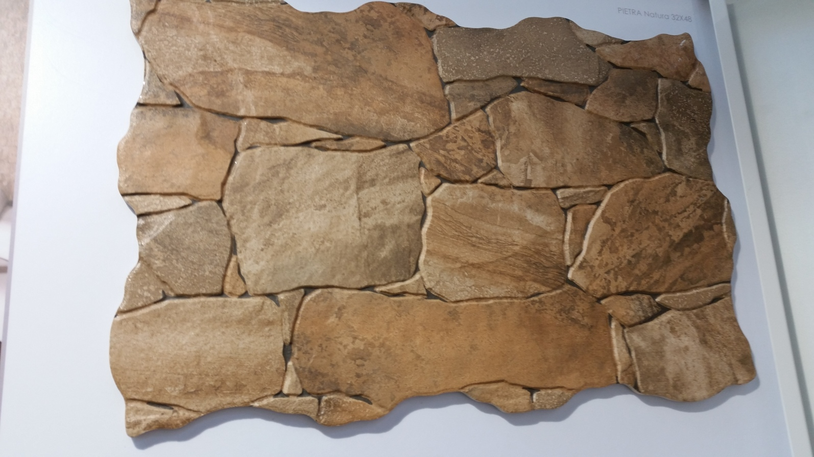 Płytki Stylizowane Kwadraty Kamienie Jak Prawdziwe